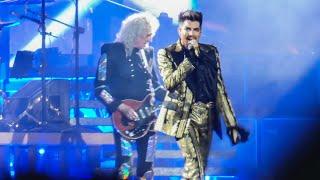 【4K】2020 - QUEEN+Adam Lambert -Bohemian Rhapsody-Saitama Super Arena1,Japan