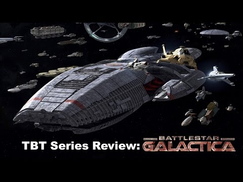 TBT: BattleStar Galactica Series Review