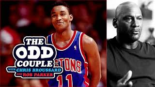 Rob Parker Calls Michael Jordan a 'Punk' For Lying About Isiah Thomas