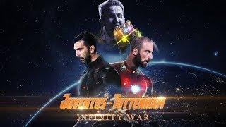 Juventus - Tottenham   Avengers : Infinity War   PROMO   2017 - 2018   HD