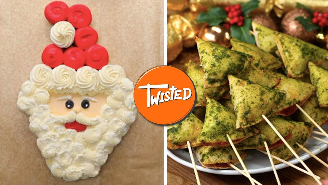 11 Christmas Inspired Recipes - YouTube