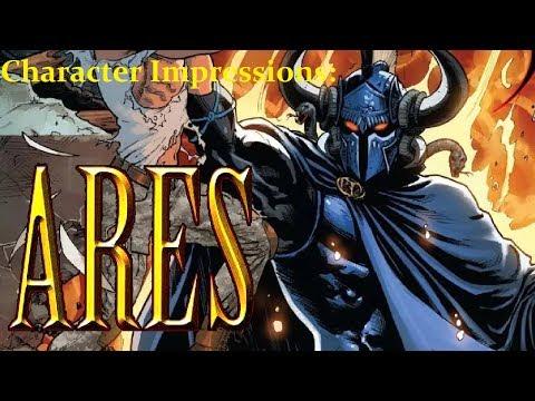 Character Impressions: Ares (DC Comics)