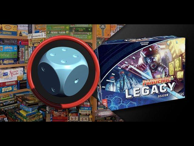 Pandemic Legacy - 1a. Temporada - Como Jogar