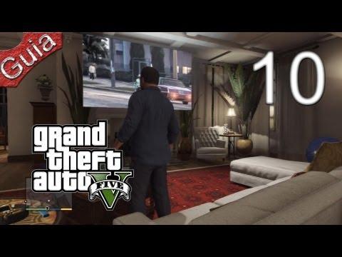 Grand Theft Auto 5 Walkthrough parte 10 Español