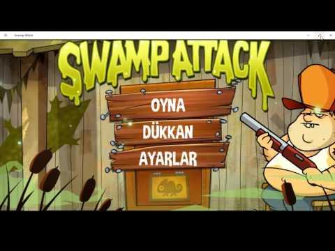 Swamp Attack PC Para Hilesi WİNDOWS 10