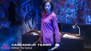 Cascadeur TeamX- BTS Hai Phượng. Phía Sau Những Pha Hành Động Mạo Hiểm!