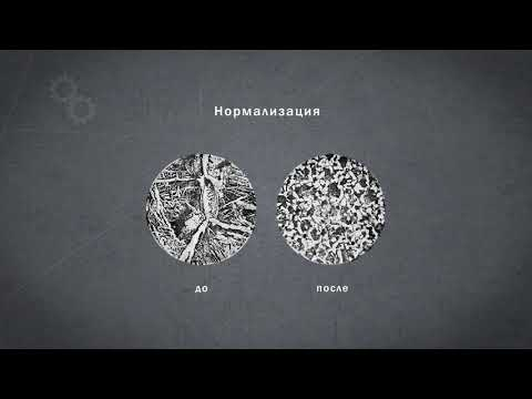 Нормализация. Термообработка | Матвед 11