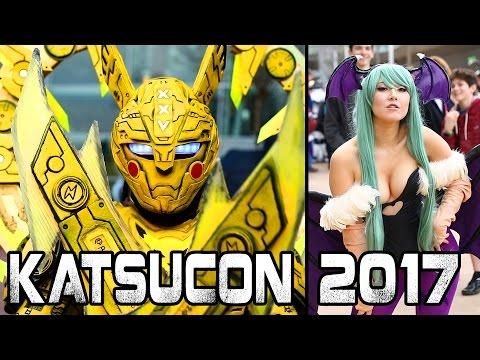 KATSUCON 2017 - Epic Cosplay
