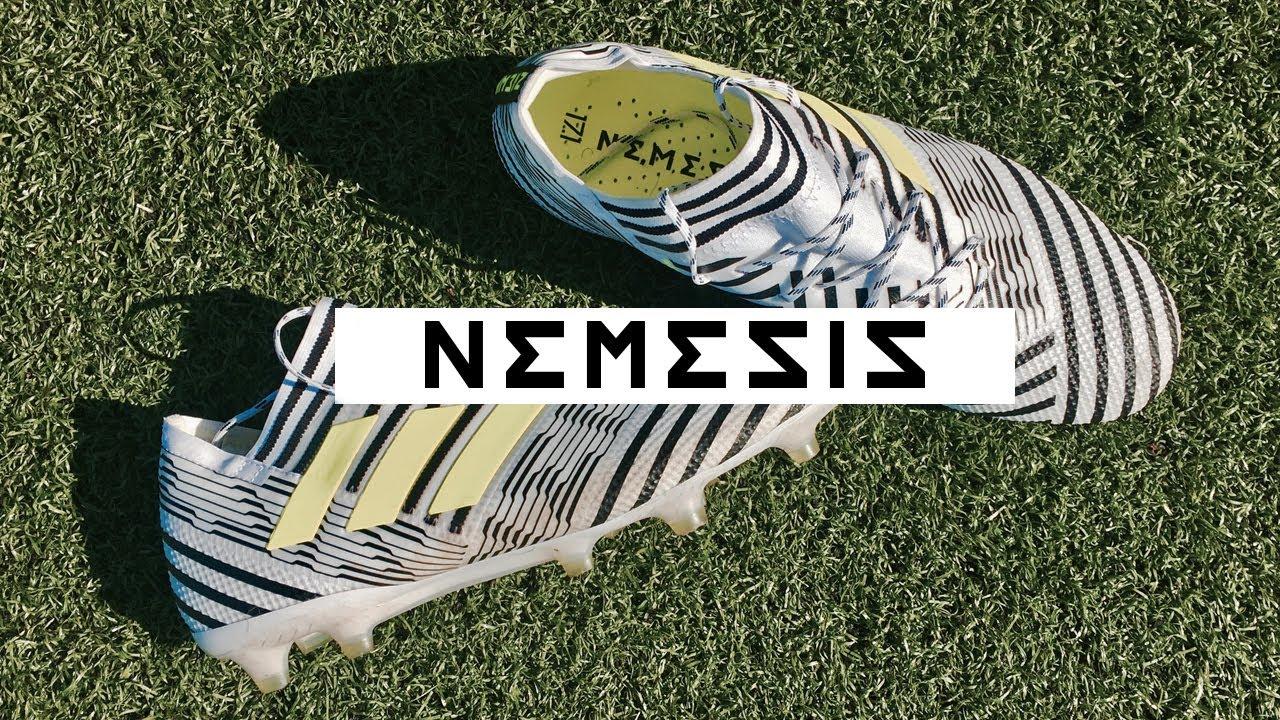 Бутсы для футбола Adidas Nemeziz 17.1     Розыгрыш мяча с КК 2017 ... 5f3f98ab52fd1