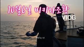 홍원항10월6일주꾸미조황