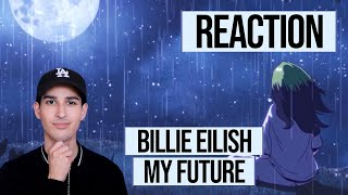 Baixar BILLIE EILISH - MY FUTURE - VIDEO //  *REACTION*