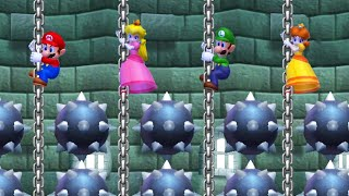 Mario Party 9 - All Impossible Minigames (Master Difficulty)