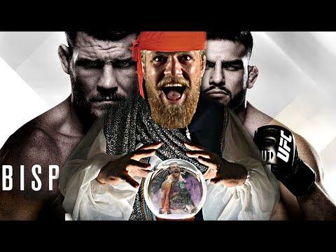 UFC Fight Night Shanghai (Michael Bisping vs Kelvin Gastelum) Prediction
