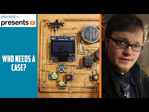 Retro Gaming Handheld Without a PCB
