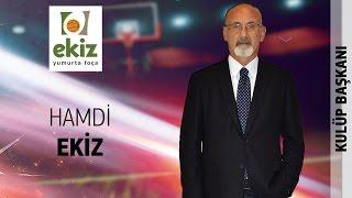 Hamdi Ekiz / İzmir'de Spor (TRT Kent Radyo İzmir)