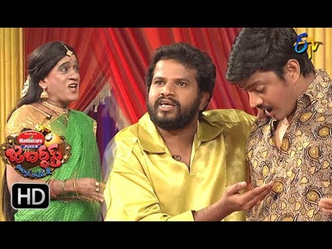Hyper Aadi, Raising Raju Performance  Jabardasth  15th  March 2018   ETV  Telugu