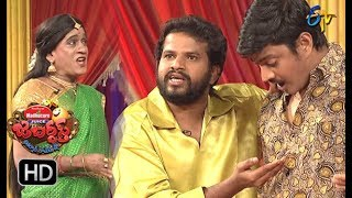 Hyper Aadi, Raising Raju Performance  Jabardasth  15th  March 2018   ETV  Telugu