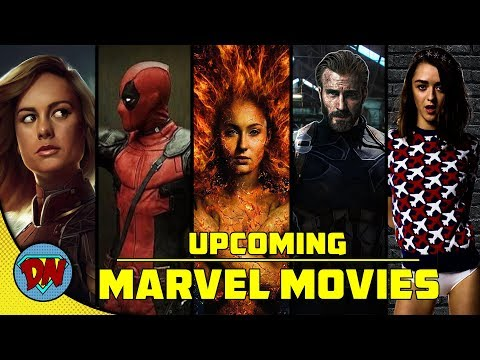 Upcoming Marvel Movies Upto 2020 | Explained In Hindi
