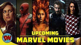 Upcoming marvel movies upto 2020 | explained in hindi