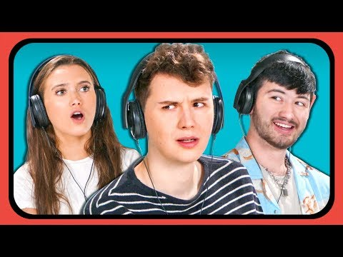 YouTubers React To 10 Videos That Went Viral BEFORE YouTube