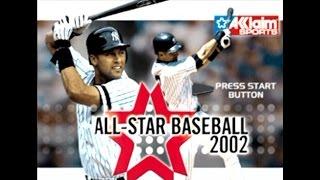 All-Star Baseball 2002 ... (PS2)