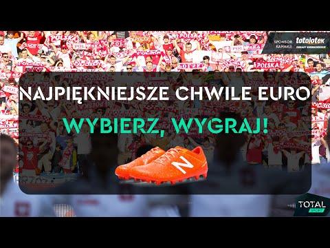 Najpiękniejsze chwile EURO - akcja z nagrodami!