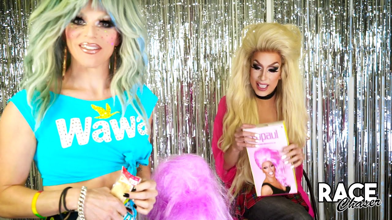 Race Chaser Presents: Wig Gets Better | PART 1 w/ Alaska & Willam