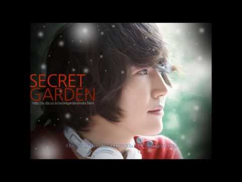 Yoon Sang Hyun és Mi 美  Here I Am(Secret Garden ost) hunsub