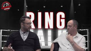 RING TALK - EPISODE 23 - GOODWIN BOXING - 2nd May 2018