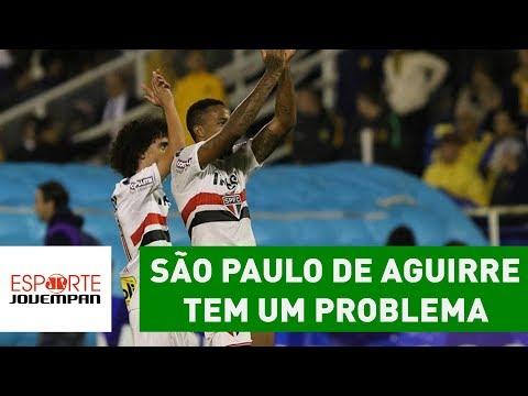 São Paulo De Aguirre Evolui, Mas Tem Um Problema! SAIBA Qual!