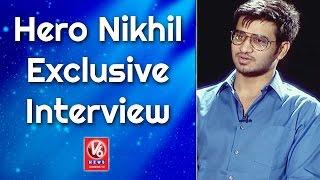 hero-nikhil-exclusive-interview-with-savitri-ekkadiki-pothavu-chinnavada-madila-maata-v6-news