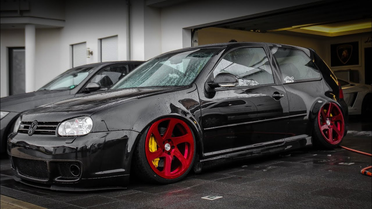 VW Golf MK4 R32 | Kevin Müller | five.seven | VWHome - YouTube