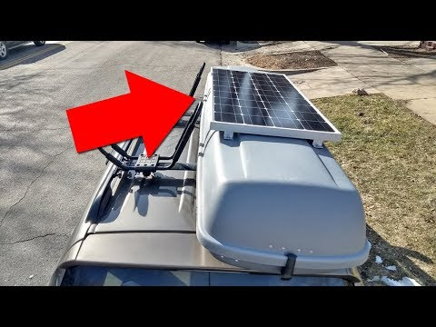 mounting-a-solar-panel-to-a-car's-rooftop-cargo-box-(for-vandwelling,-overlanding,-etc.)