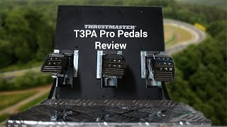 Thrustmaster T3PA Pro Pedals Review