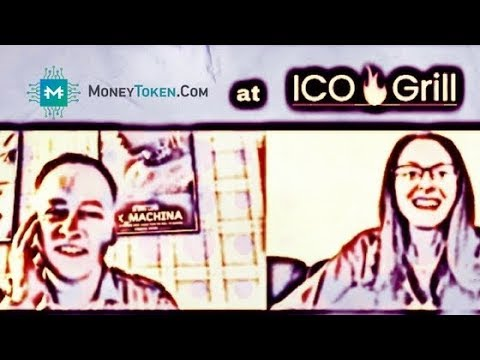 ICO Grill Review: MoneyToken – Platform for Crypto-backed Sm