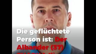 Vorarlberger Polizei sucht diesen Serieneinbrecher - Newsflash 26.5.17