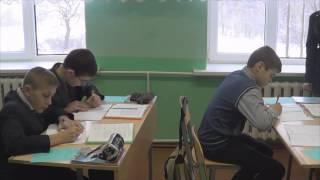 Открытый урок математики (9 класс)