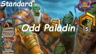 Hearthstone: Odd Paladin #8: Boomsday (Projeto Cabum) - Standard Constructed