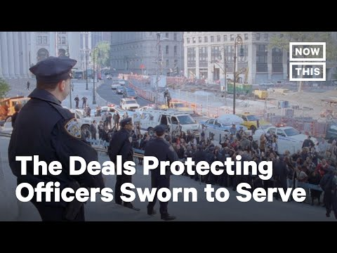 Police Union Contracts: How They Work and Who They Protect | NowThis