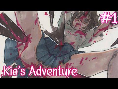 Kio's Adventure #1 รูปวาดก็มีหัวใจนะ (?)  (Violent Horror game)