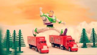 شاهد: بابا نويل يقدم استعراض للدريفت بفورد فوكس RS