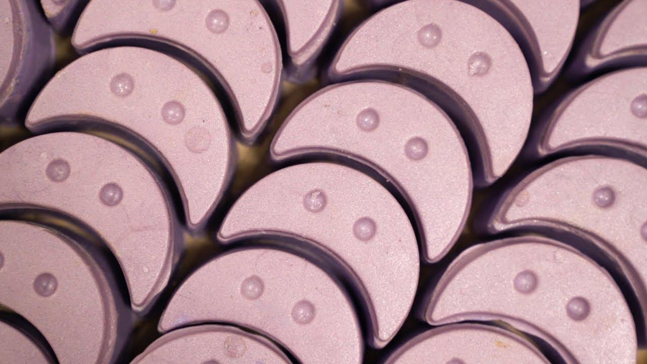 Lush How It's Made: Twilight Sparkle Jar