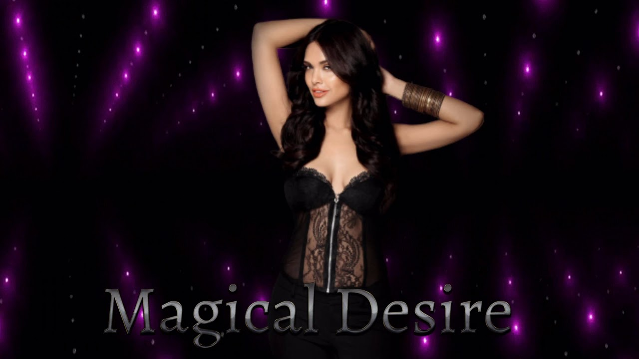 Angelico Magical Desire Instrumental Version Italo Disco Youtube