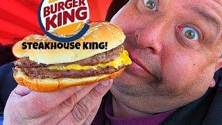BURGER KINGR New Steakhouse King Sand