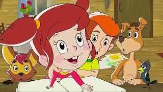 Новое Простоквашино ВСЕ серии подряд (1-30) - Союзмультфильм HD