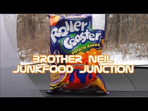 Jack 'n Jill Roller Coaster Potato Rings PHILIPPINES (aka Cheese Ringolos) January 2018