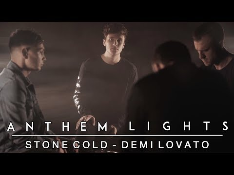 Stone Cold - Demi Lovato | (Cover by Anthem Lights)