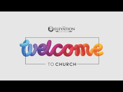 Sunday Second Service Live Streaming | The Elevation Church