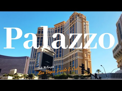 Palazzo Staycation - WE LOVED IT! Suite Tour, Pool, Spa, Atrium, Restaurants