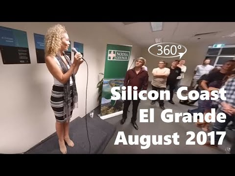 Silicon Coast El Grande at Noosa Boardroom August 2017